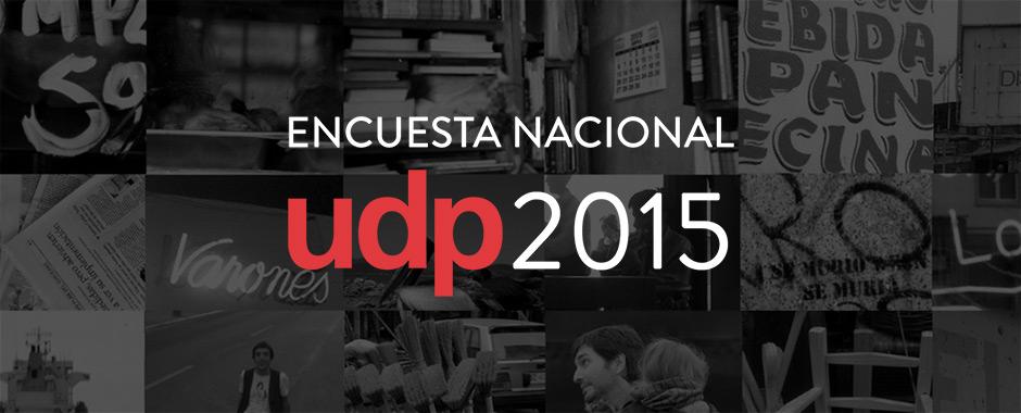 Encuesta Nacional UDP 2015